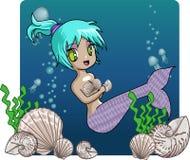 Classic Children's Stories - Little Mermaid Stock Photo