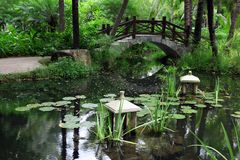 Classic chinese garden, China Royalty Free Stock Photography