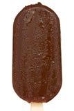 Classic chocolate ice cream Stock Image