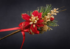 Classic Christmas ornament Royalty Free Stock Image