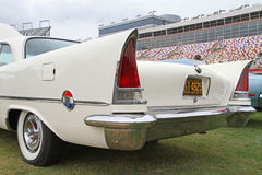 Classic Chrysler Automobile Royalty Free Stock Image