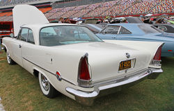 Classic Chrysler Automobile Stock Photo