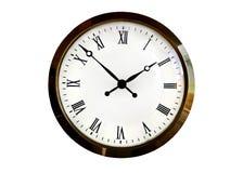 Classic clock Stock Photos