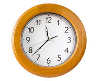 Classic Clock Royalty Free Stock Photography