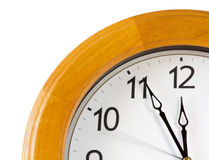 Classic Clock Royalty Free Stock Photo