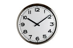 Classic Clock Royalty Free Stock Photo
