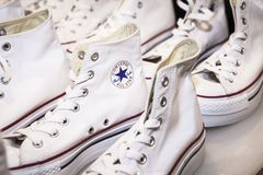Classic, Close-up, Converse Stock Images