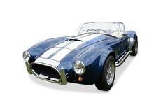 Classic Cobra sports car Stock Photos