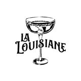 Classic Cocktails of New Orleans Sketch Illustration Stock Image