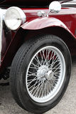 Classic collectors car Royalty Free Stock Photography