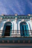 Classic colonial architecture in Havana, Cuba. Stock Image