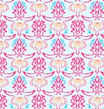 Classic colorful pastel patterns stock photography