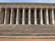 Classic Column Building Stock Photography