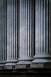 Classic columns Royalty Free Stock Photo