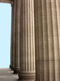 Classic Columns Royalty Free Stock Photos