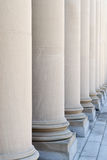 Classic Columns Pattern Royalty Free Stock Image