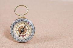 Classic compass , shallow DOF Stock Photography