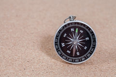 Classic compass , shallow DOF Royalty Free Stock Photography