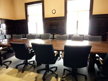 Classic Conference Room Stock Images