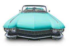Classic Cadillac Convertible. Clipping Path on vehicle. See my portfolio for more automotive images Royalty Free Stock Photography