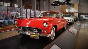 Classic convertible motor cars