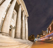 Classic Courthouse. A classic American building in Philadelphia Stock Images