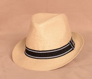 Panama hat Royalty Free Stock Photography