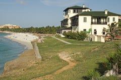 Classic Cuban mansion Xanadu Royalty Free Stock Photos