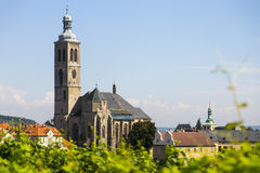 Classic Czech republic view royalty free stock image