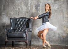 Classic dancer Stock Images