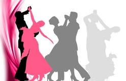 Classic dancing Stock Image