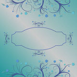 Classic Design Background Stock Images