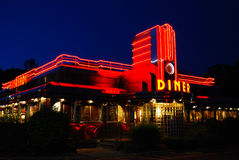 Classic Diner Royalty Free Stock Images