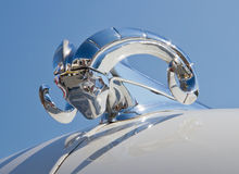 Classic 1951 Dodge Hood Ornament Royalty Free Stock Image