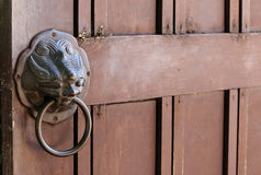 Classic door6 Royalty Free Stock Images