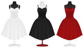 Classic dress Royalty Free Stock Images