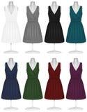 Classic dress Stock Photos