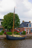 Classic dutch sailship Royalty Free Stock Photos