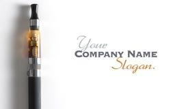 Classic e-cigarette Stock Image