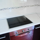 Classic electric hob royalty free stock photo