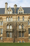 Classic English Architecture. Classic Architecture in Oxford, England Royalty Free Stock Photography