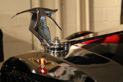 Classic european car water filler cap Royalty Free Stock Images