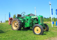 Classic European tractor: 1956 Zetor 25 A Stock Image