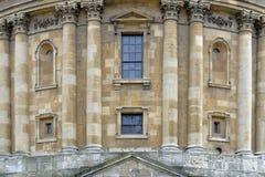 Classic facade in oxford, england Stock Photos