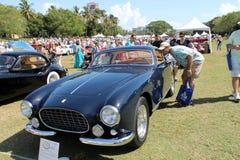 Classic Ferrari Royalty Free Stock Photography