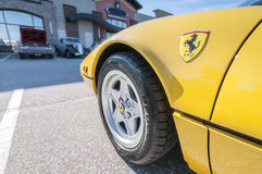 Classic Ferrari Stock Images