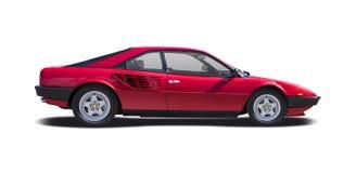 Classic Ferrari Mondial Royalty Free Stock Photos