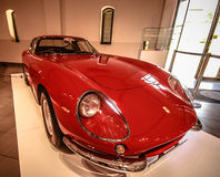 Classic Ferrari Stock Photo