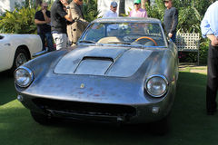 Classic Ferrari unpainted Royalty Free Stock Photography