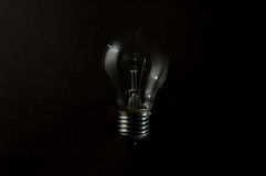 Classic filament bulb Stock Image